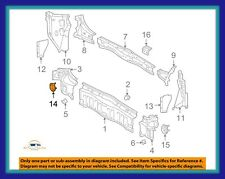 Toyota OEM 04-10 Sienna Rear Body Panel Reinforcement Mounting Panel Right Side