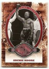 2010 RINGSIDE BOXING ROUND 1 BASE Archie Moore #77