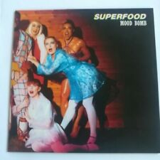 SUPERFOOD-MOOD BOMB PROM CDr SINGLE PROMO UNPLAYED INFECTIOUS MUSIC