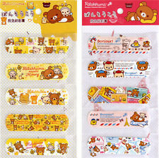 40PCs Variety Patterns Bandages Cute Cartoon Band Aid For Kids Children BAND-AID