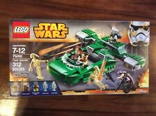 New Star Wars Lego Flash Speeder Set 75091 in Sealed Box