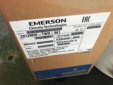 Copeland Scroll ZR12 M3E TWD COMPRESSORE CLIMA EMERSON