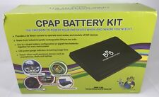 NEW CPAP Battery Pack BPS C-100 Kit SEE DSC MAY REQUIRE POWER INVERTER/CONVERTER