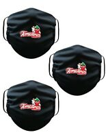 Face Mask Washable Reusable Adult Unisex 3 Pack Made in USA Tomateros