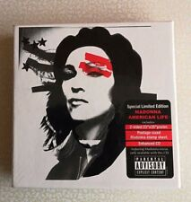 MADONNA – AMERICAN LIFE – SPECIAL LIMITED EDITION - CD BOX – SEALED !!!
