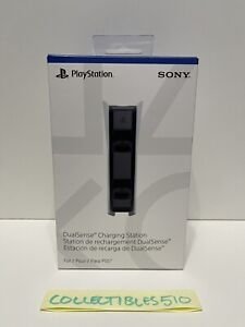 Sony DualSense Charging Station for PlayStation 5 IN HAND- OFFICIAL- SEALED