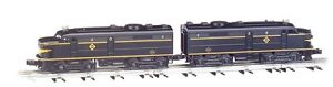 Williams  20096 Erie  2032 O-27 Alco FA-2 Powered A  Set O-27 new in the box