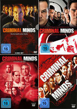 Criminal Minds - Die komplette 1. - 4. Staffel                       | DVD | 444