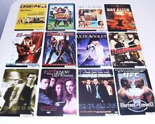 DVD Backer Cards Video Display No movie Spawn Bachelor Party Your Choice of 38