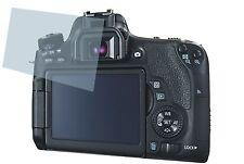 Canon EOS 760D (4x) Pellicola protettiva CC Protezione del display Salvaschermo