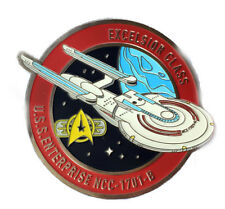 Enterprise 1701-B - exklusiver Sammler Collectors Pin Metall - Star Trek neu