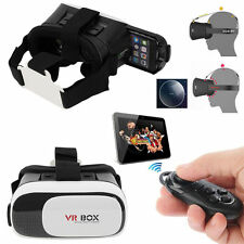 VR BOX 2ND Virtual Reality 3D Glasses Controller Bluetooth for iphone 6s plus SE