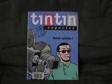 Tintin reporter 22 avec le supplément le petit reporter