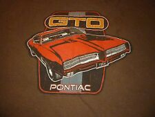 Pontiac GTO Shirt ( Used Size L ) Very Good Condition!!!