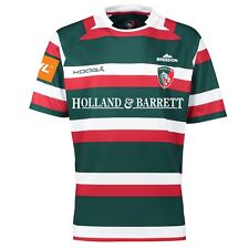 27cf497acfa5 MEDIUM LEICESTER TIGERS OFFICIAL KOOGA 2016 - 2017 HOME JERSEY  BNWT
