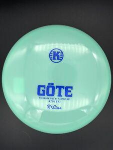 New Kastaplast First Run Mint K1 Göte 177g