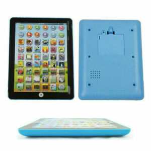 Kid Tablet Educational Toys 1-6 Year Old Toddler Learn Play Knowledge Great Gift