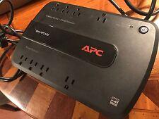 Apc Backup Ups 650, 8 Outlet Uninterruptible Power Supply/Surge Protector