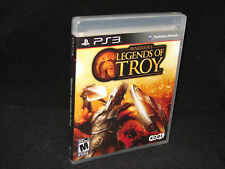 Warriors: Legends of Troy (Sony PlayStation 3, PS3)   ***NEW SEALED***