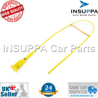 ENGINE OIL DIPSTICK FITS OPEL VAUXHALL MOVANO 2003 ON VIVARO 2006 ON 4417447