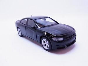81964 Welly Dodge Chargeur R/T Limousine LX 2. Gen. Noir Modèle 1:40 Neuf