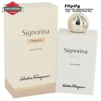 Signorina Eleganza Perfume 3.4 oz 1.7 oz EDP Spray WOMEN by Salvatore Ferragamo