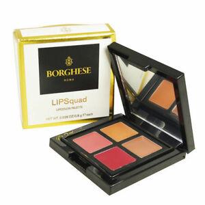 Borghese LIPSquad LipColor Palette Roma Lip Squad UK Seller RRP $28 (4 x0.028oz)