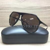 Dolce   Gabbana DG 4341 Sunglasses Dark Havana 502 73 Authentic 59mm 0b41c2b160