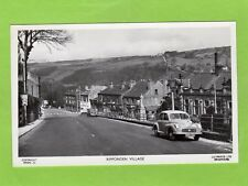 Ripponden Nr Sowerby Bridge Motor car RP pc unused Lilywhite Ref D614