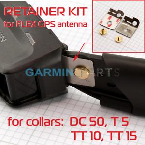 New Retainer KIT for rubber flex GPS collar Garmin DC 50 T 5 TT 10 TT 15 repair