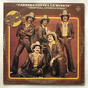 LOS TIGRES DEL NORTE - CARRERA CONTRA  LA MUERTE 1982 - Gamma Guatemala