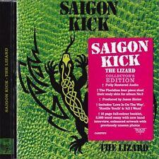 SAIGON KICK - The Lizard - Rock Candy Collector's Edition - NEW CD