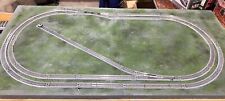 KATO TRI-R Railroad variation for Small Areas 2'X4' Track - No Power Supply