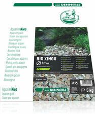 Dennerle Naturkies Plantahunter Rio Xingu 2-22 mm, 5 kg,  100% reiner Naturki...