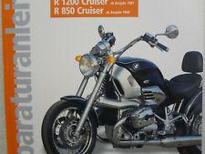 Reparaturanleitung, Werkstatthandbuch, BMW R850 C, R1200 C, Cruiser, Band 5230