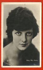 Usa Silent Movie Actress May Mc Avoy, Ed. Vettori m