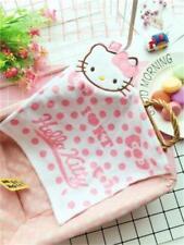 Hello Kitty Pink Bow Square Soft Face Kitchen Cotton Dish Washcloth Towel KK880