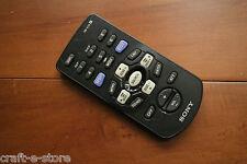 100% original Sony Car Audio Remote Control RM-X119