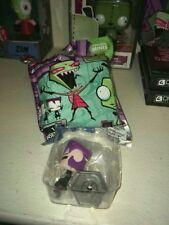 NEW! Invader Zim Mini Bobble Head Series 1 Gaz Nikelodeon