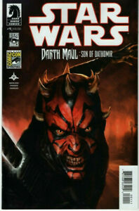 Star Wars Darth Maul Son of Dathomir #1 SDCC San Diego Comic Con Variant Disney+