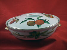 Royal Worcester EVESHAM  Lidded Fireproof Tureen Shape 22 size 4