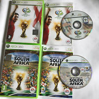 2006 & 2010 Africa  Fifa World Cup / Complete Bundle / Xbox 360 / #4