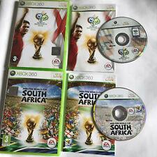 2006 & 2010 Afrika FIFA World Cup/Komplett Bundle/Xbox 360/#4