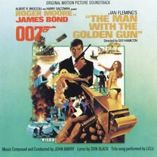 THE MAN WITH THE GOLDEN GUN (BOF) - BARRY JOHN (CD)