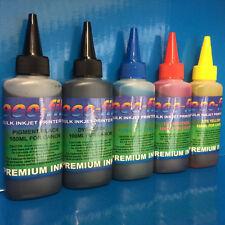 500ml ECOFILL Pigment/Dye Refill Ink Fit Canon Pixma TS5050 TS5051 TS5052 TS5053