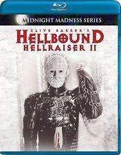 HELLRAISER II  HELLBOUND - BLU-RAY - UNCUT - SPECIAL EDITION - TONY RANDELL