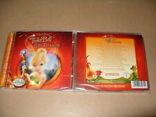 Tinker Bell and the Lost Treasure Walt Disney 2009 cd 15 Track New &Sealed (C16)