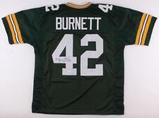 Morgan Burnett Signed Green Bay Packers Jersey (JSA)