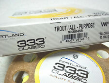 Fly Fishing Line All Purpose Trout Freshwater Fly Line WF8F 333 Classic Cortland