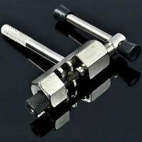 Bicycle Bike Chain Rivet Extractor Pin Splitter Breaker Remover Repair Tool Kit